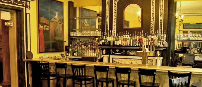 Happy Hour Crawl: Charles Street in Mount Vernon