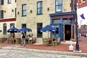 Wine Bar | 10 Bars in Baltimore to Enjoy Drinks in the Great Outdoors