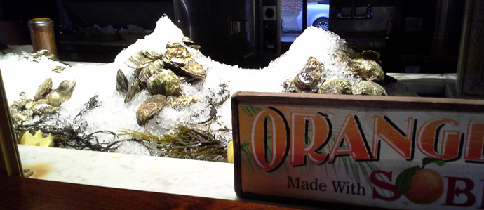 Drinking and Slurping: Baltimore's Best Oyster Bars