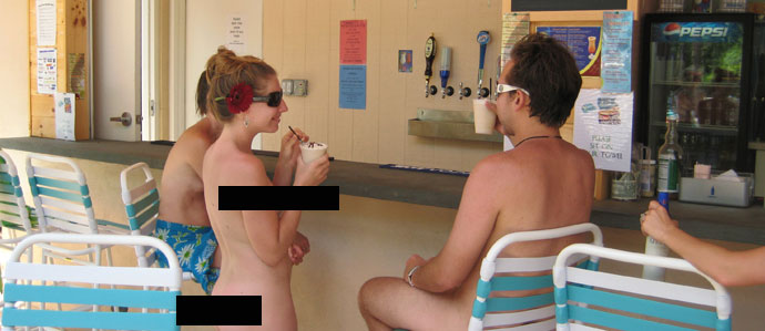 Craft Brewed and Nude: No Clothes Allowed at This Beer Fest