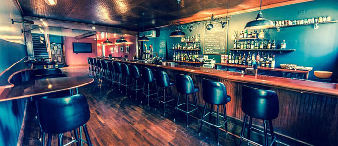 Blue Pit Barbecue and Whiskey: With Drinks This Good, We Can't Wait to Try the Barbecue!