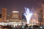 Wine Bar | Where to Enjoy Drinks with July 4th Fireworks in Baltimore