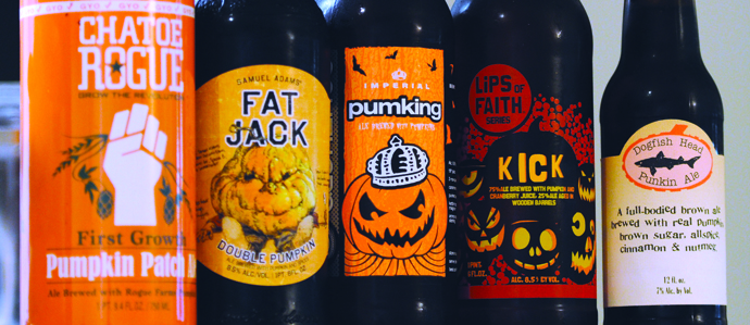 Is It Too Soon For Pumpkin Beer?