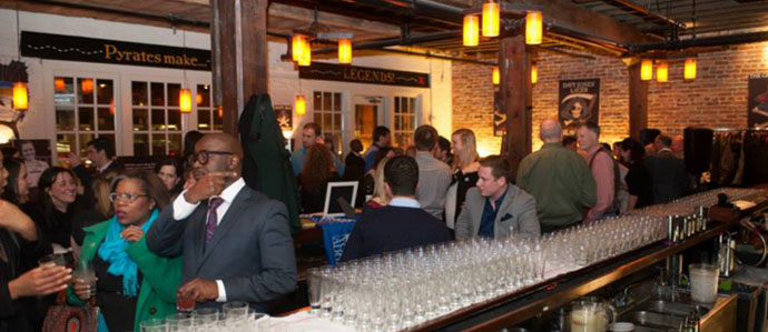 Where To Host A Holiday Party In Baltimore Drink