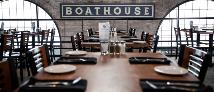 Win a Pair of Tickets to Celebrate New Year's Eve with Boathouse Canton