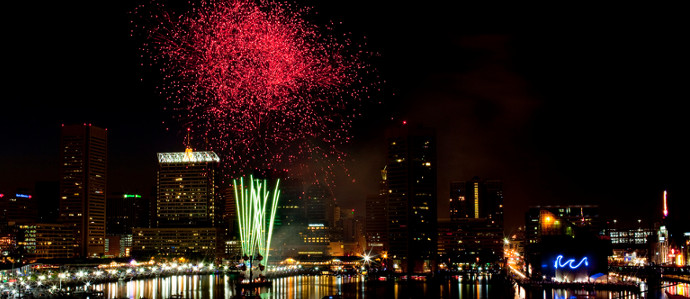 Where to Celebrate New Year's Eve in Baltimore