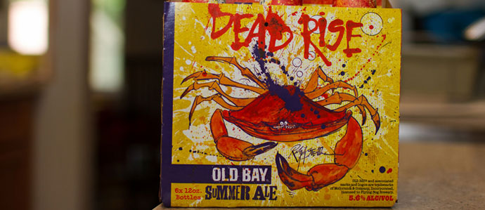 Flying Dog Invites You to Celebrate the Release of The Dead Rise Cookbook at Wit & Wisdom, July 31