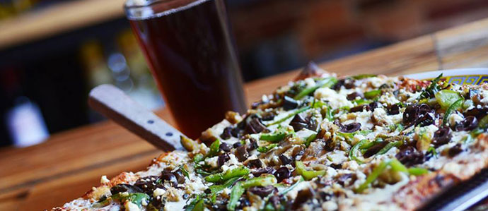 Where to Find a Good Pizza and a Pint in Baltimore
