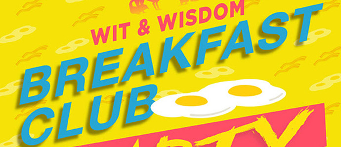 Slip on Your Leg Warmers for a Good Cause at Wit & Wisdom's Breakfast Club Party, Feb. 19