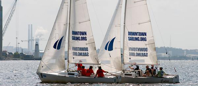 Learn to Sail With Diamondback Brewing and Little Havana in Baltimore's Inner Harbor, April 24