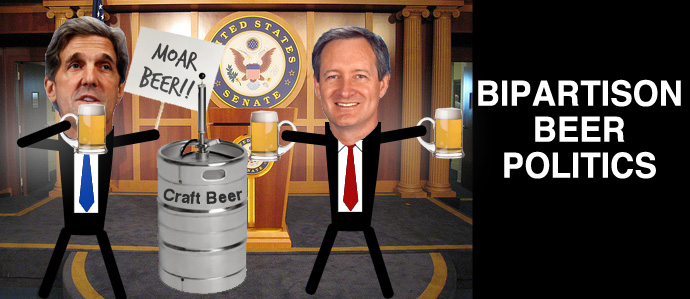 Bi-Partisan Beer Bill Strengthens the Future of Craft Brewers