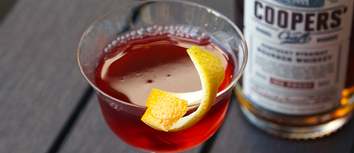 The History of The Boulevardier Cocktail - and How You Can Make it at Home