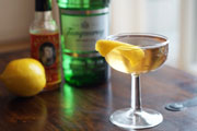 Home Bar Project: How to Make a Martinez