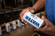 Craft Beer Baltimore | Anheuser-Busch Is Donating 480,000 Cans of Drinking Water to Puerto Rico and California | Drink Baltimore