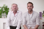 Ryan Reynolds & Richard Branson are Launching a Gin Partnership