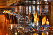 Wine Bar | Stay Toasty at These Baltimore Bars with Fireplaces