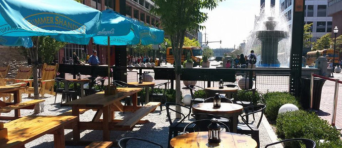 Where to Drink Outside in Baltimore During Summer 2018