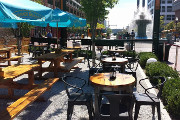Wine Bar | Where to Drink Outside in Baltimore During Summer 2018