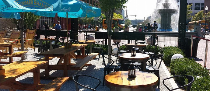 Where to Drink Outside in Baltimore