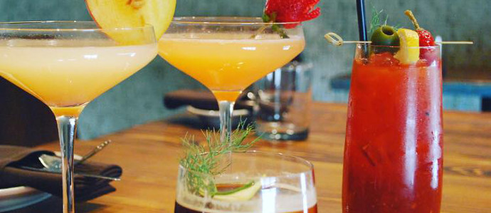 Welcome Spring with These Seasonal Cocktails in Baltimore