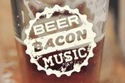 The Beer Bacon Music Festival Has Too Much Bacon and Beer for Just One Day, May 17 &18