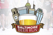 Strap on Your Running Shoes for the Inaugural Baltimore Beer Run, Oct. 12