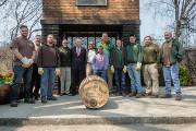 Buffalo Trace Just Celebrated Seven Million Barrels Since Prohibition