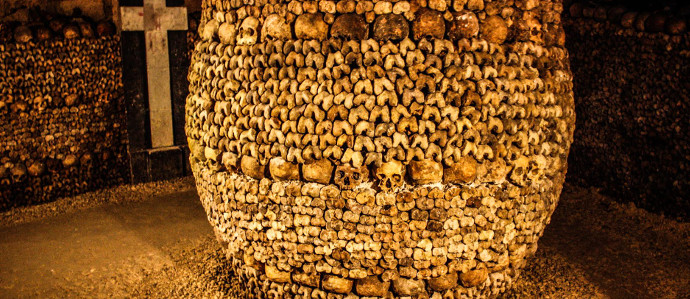 Thieves Have Stolen $300,000 Worth of Wine from Paris Catacombs