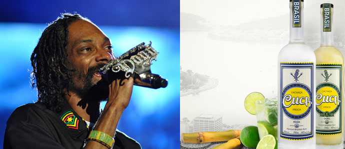 Caipiri-nizzle My Cachaca-izzle: Snoop Dogg Partners with Cuca Fresca