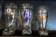 Das Bier Haus, Complete With Steins and Liter Boots, Is Where German Beer Hall Meets Baltimore Bar