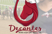 Giddyup to the Decanter Wine Festival at Laurel Park, April 16