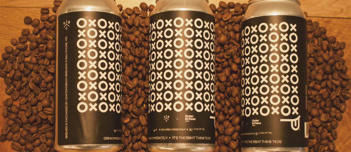 Diamondback Beer Has Partnered with Order + Chaos Coffee for a New Brew