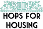 Raise a Glass at Hops for Housing, Sept. 17