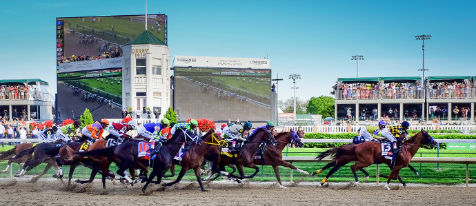 Where to Watch the 2017 Kentucky Derby in Baltimore