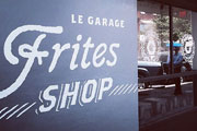 Le Garage Brings French Flair and Belgian Frites to Hampden