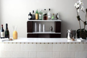 Build Your Own Home Bar With Life-Sized, Lego-Inspired Bricks