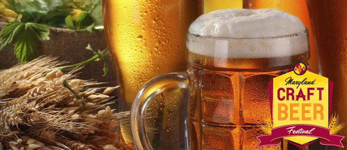 Drink Local at the Maryland Craft Beer Festival, May 31