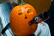 Wine Bar | Where to Celebrate Halloween in Baltimore