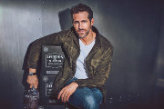 Ryan Reynolds is Now a Co-Owner of Aviation Gin