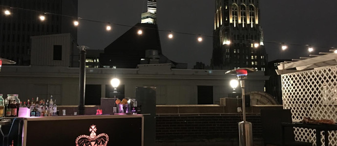 Where to Drink Outside in Baltimore This Summer