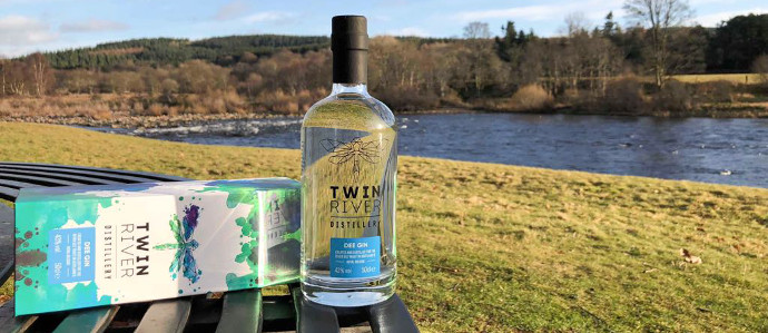 Scottish Distillery Claims to Make World's Strongest Gin