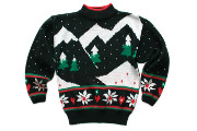Join the Ugly Sweater Party at Howl at the Moon