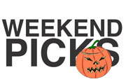 Weekend Picks, 10/28-10/30