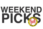 Weekend Picks, 10/13-10/16
