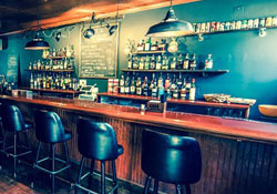 Blue Pit BBQ & Whiskey Bar