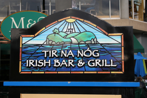 Tir na nog baltimore